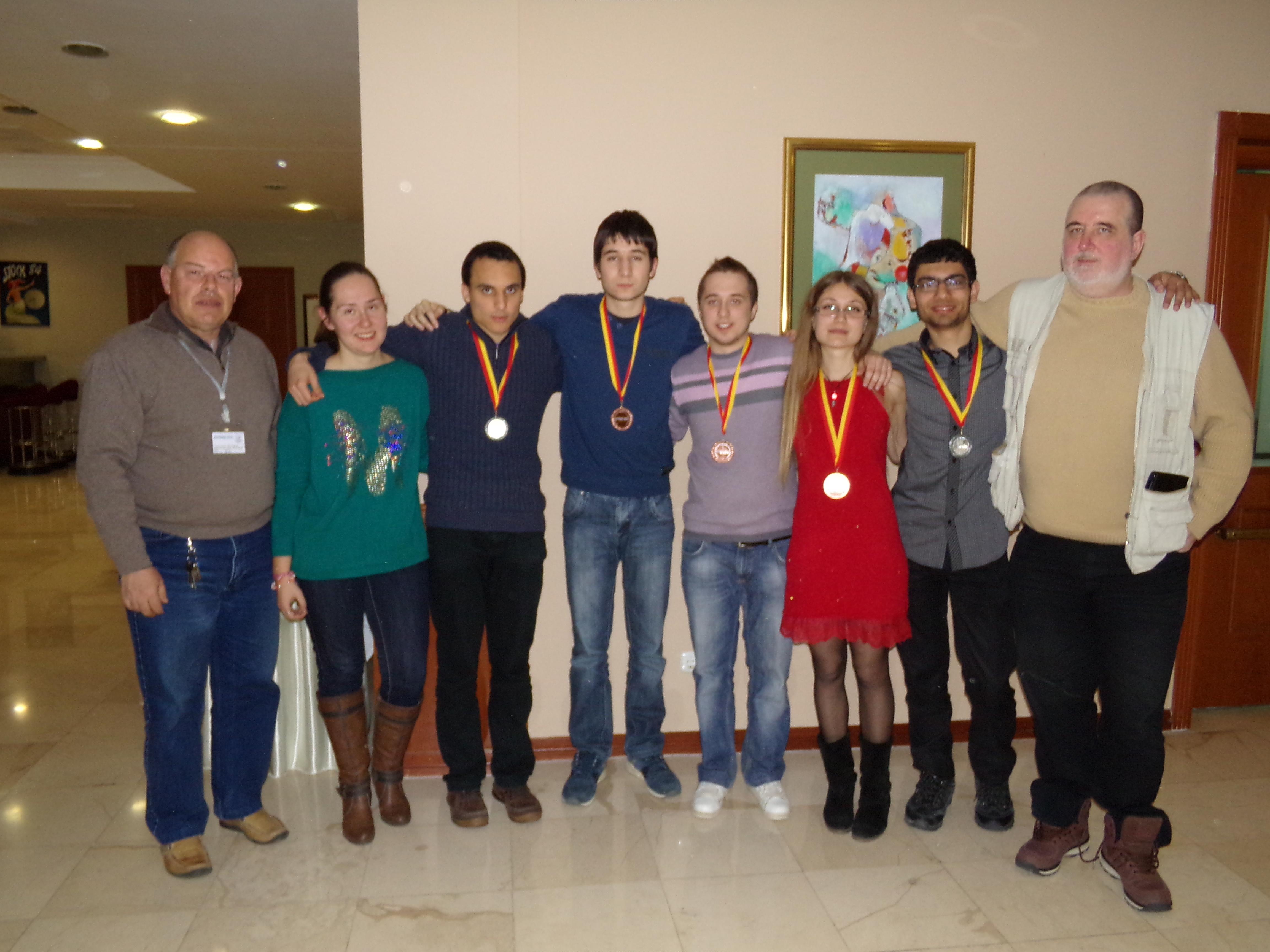 Балканиада за студенти 2015