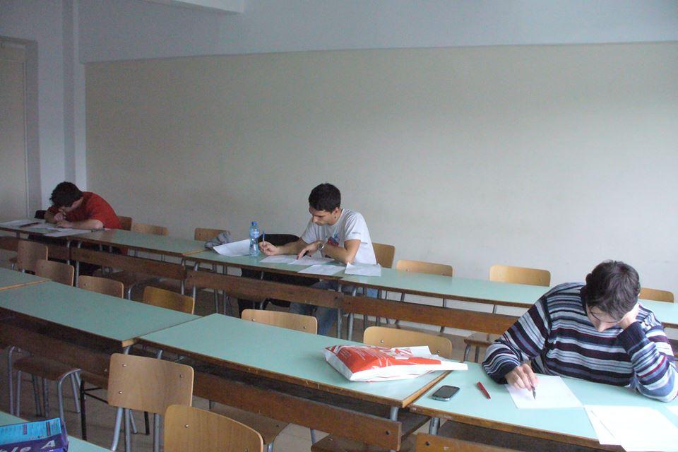 Putnam 2014 или как да се празнува Студентски празник с класни задачи